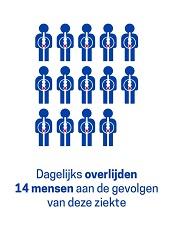 14 doden per dag klein