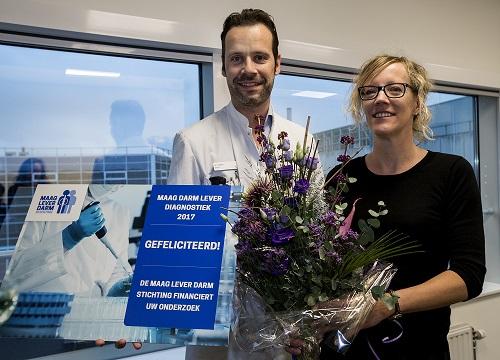 Maag Lever Darmstichting Stichting MLDS Subsidie aanvraag Diagnostiek en toewijzing laboratorium Chirurgie