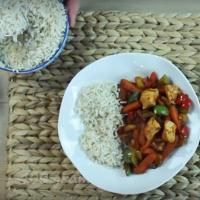 Vezel-up! Van rijst met kip naar vezelrijke rijstschotel