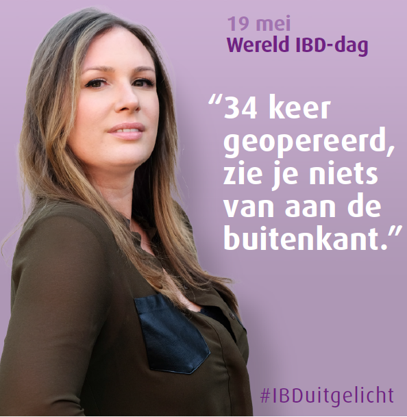 IBD-dag dame1