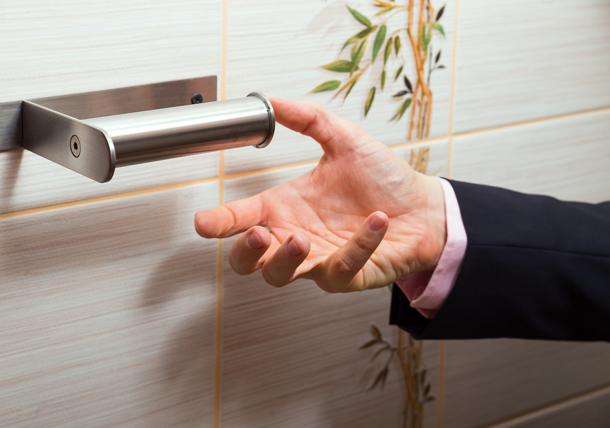 Toiletpaper Shutterstock