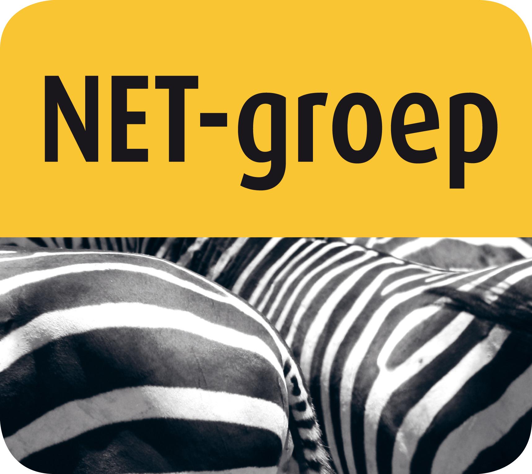 logo NET, groot