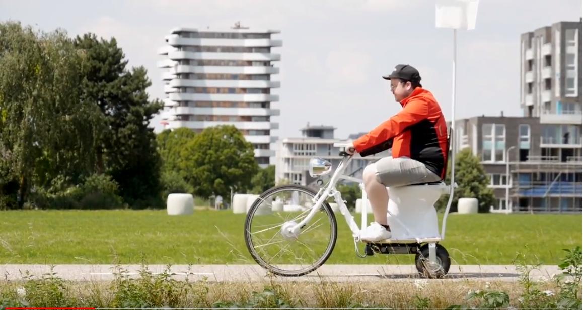 Tofste toilet van NL screenshot