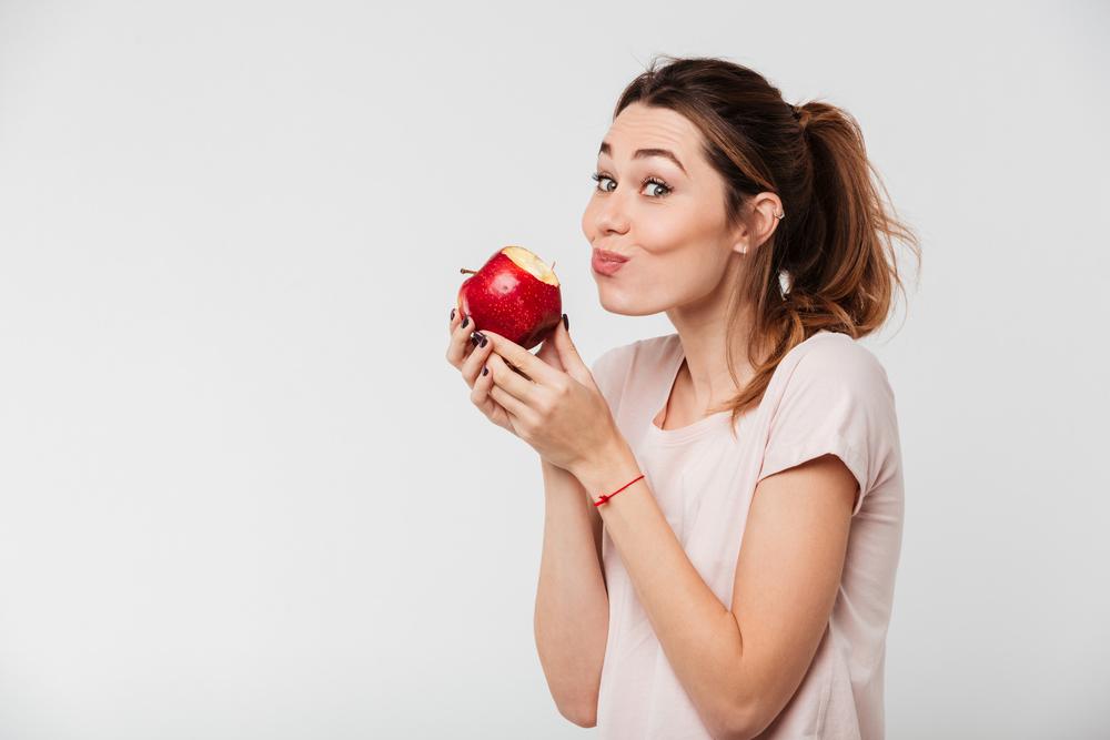 Appel eten