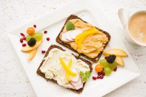 vezelrijk ontbijt